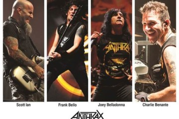 ANTHRAX-Charlie-Benante-on-the-bands-new-live-release-Chile-On-Hell