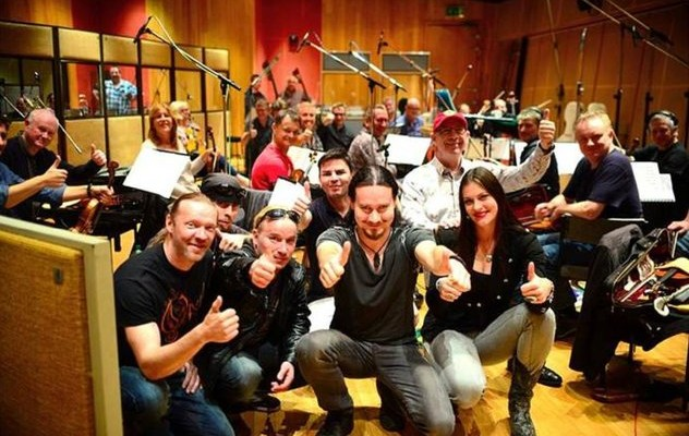 NIGHTWISH-Forthcoming-album-news-band-reveals-live-clip-of-Arabesque