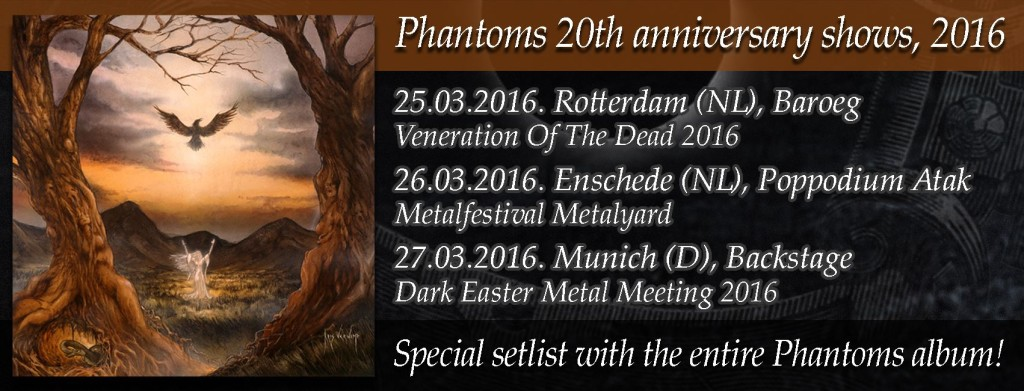 Phantoms tour
