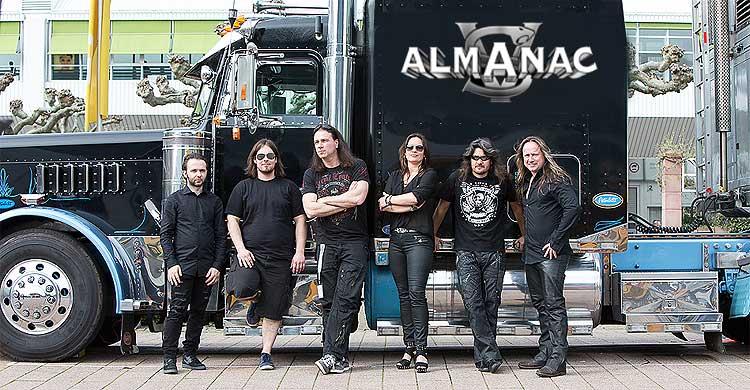 almanac band2