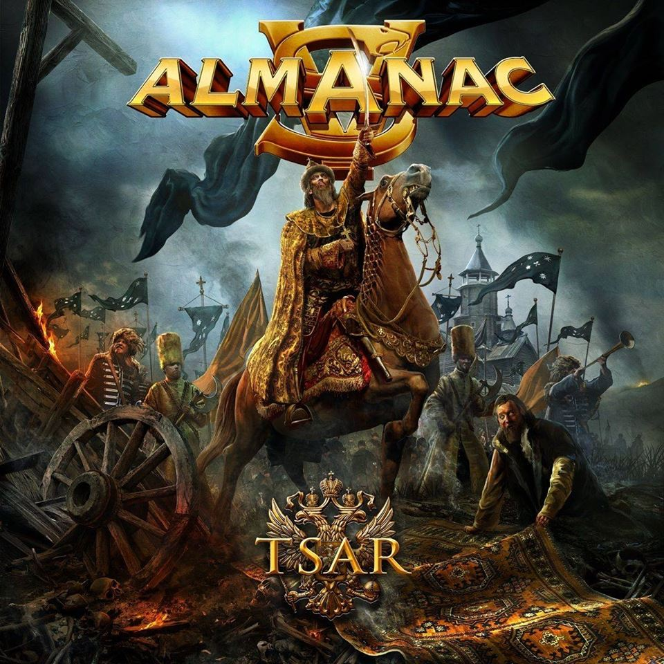 almanac cd cover