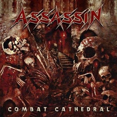 assassin cover new album